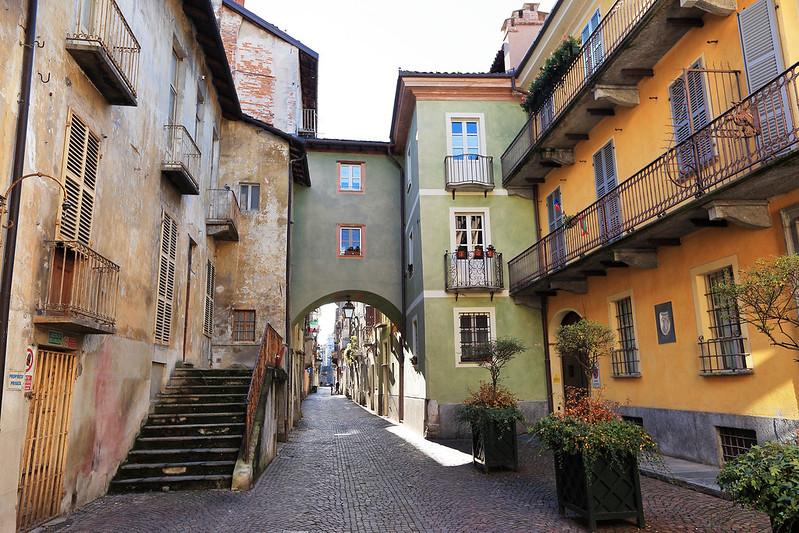 Cuneo street