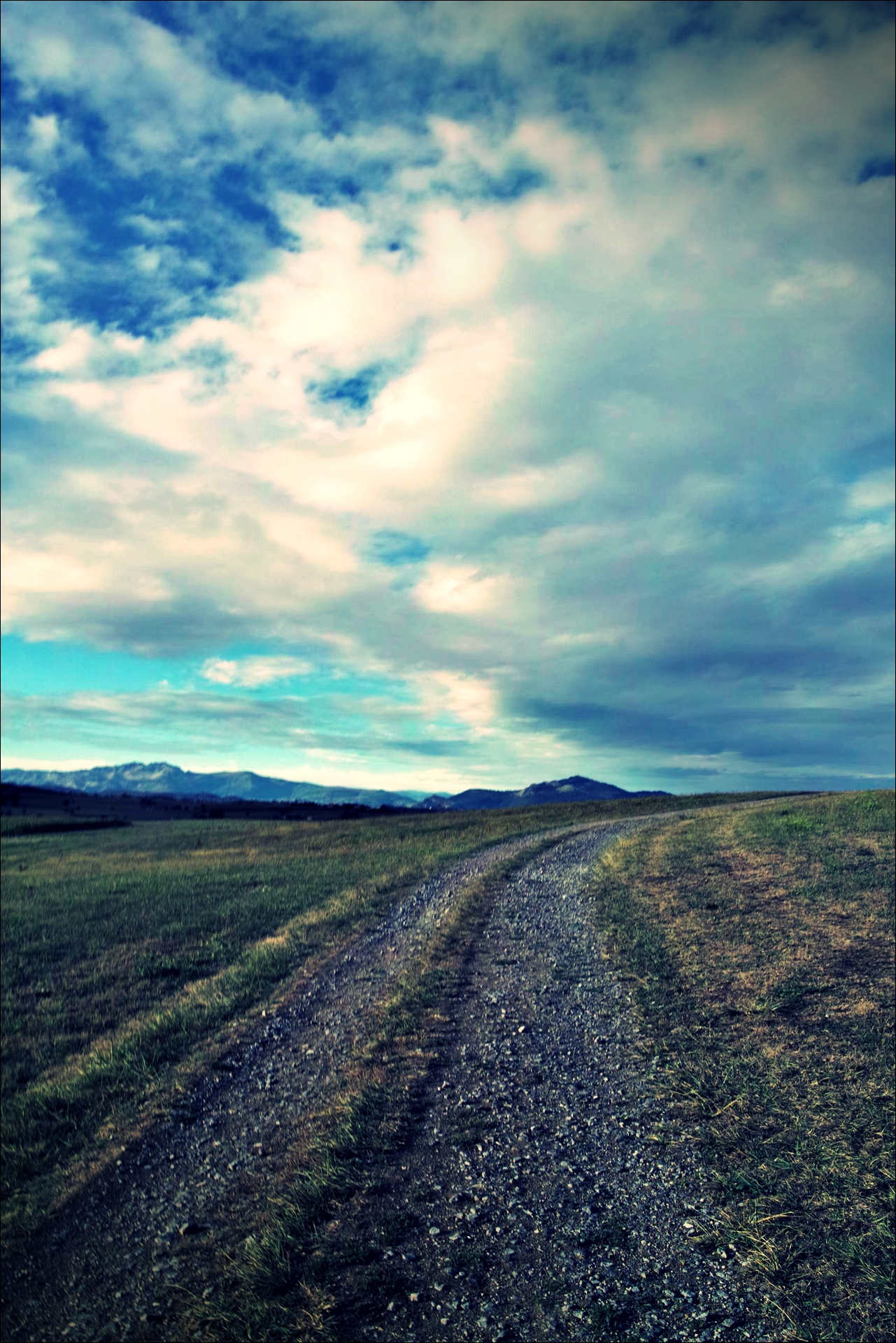흙 길-'카미노 데 산티아고 북쪽길. 궤메스에서 산탄데르. (Camino del Norte - Güemes to Santander)'