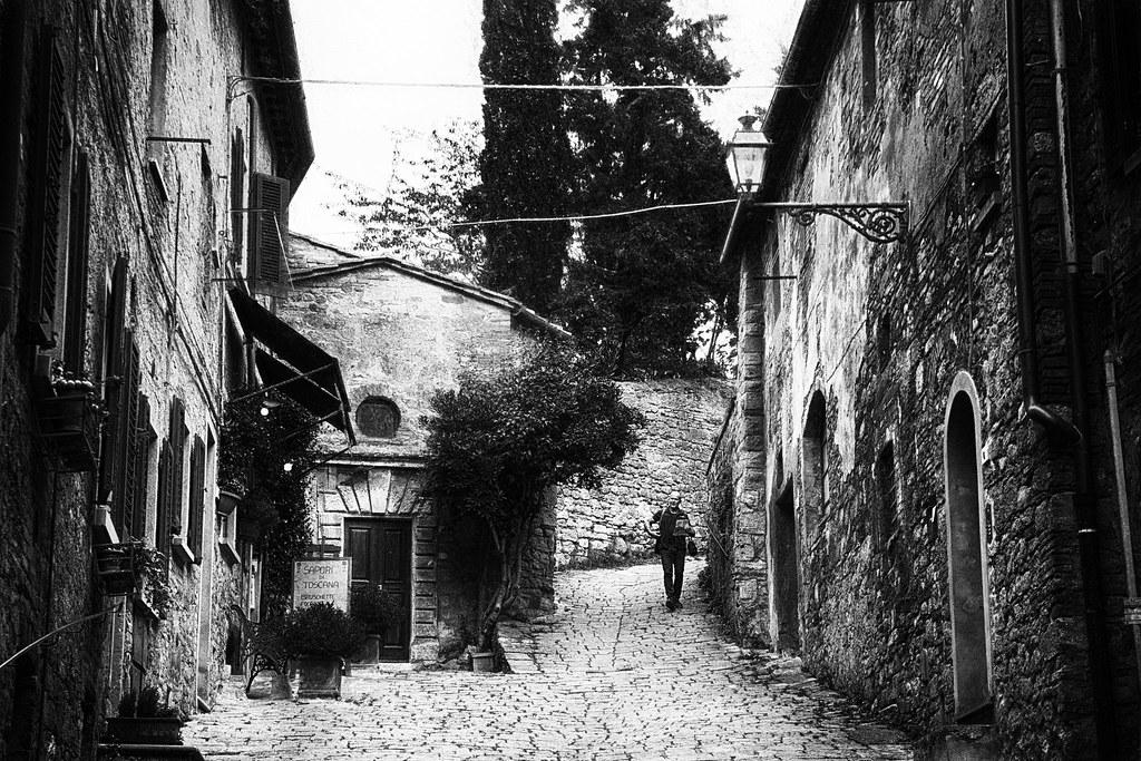 Tuscany Impression Volterra / Italy