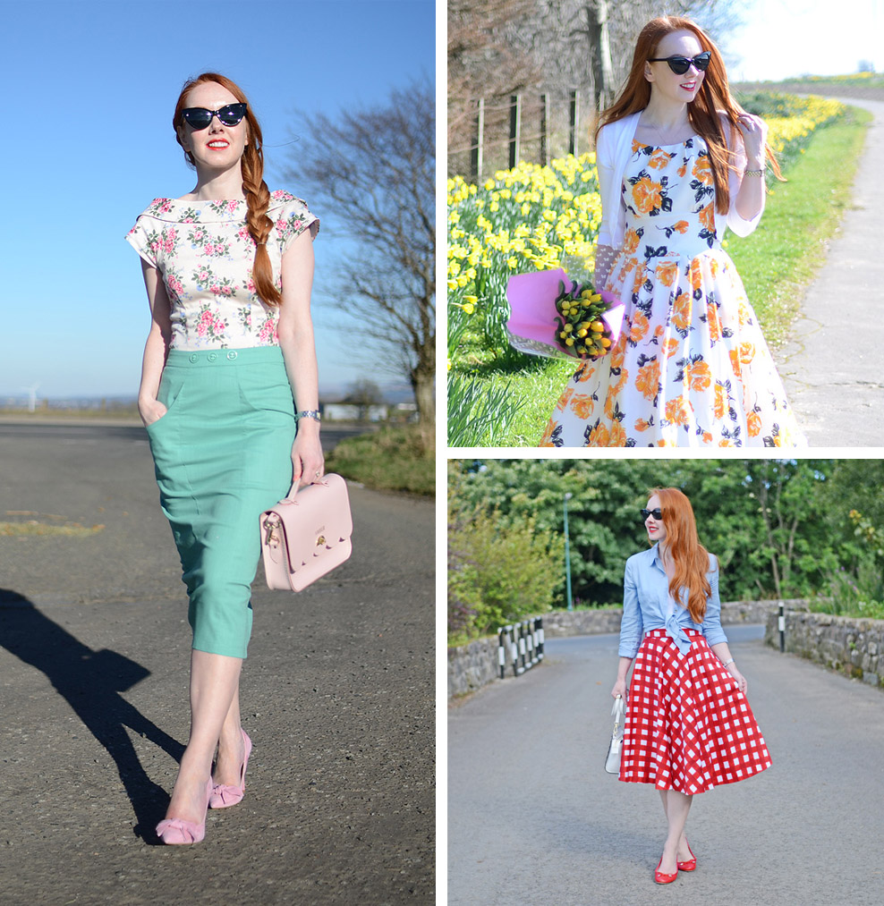 10 Romantic, Feminine Style Fashion Bloggers (Amber - Forever Amber)