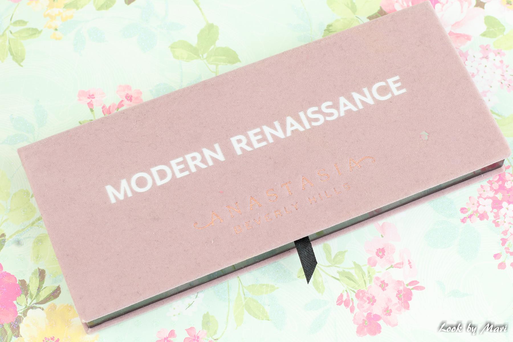 6 anastasia beverly hills modern renaissance palette kokemuksia värit sävyt review swatches cultbeau
