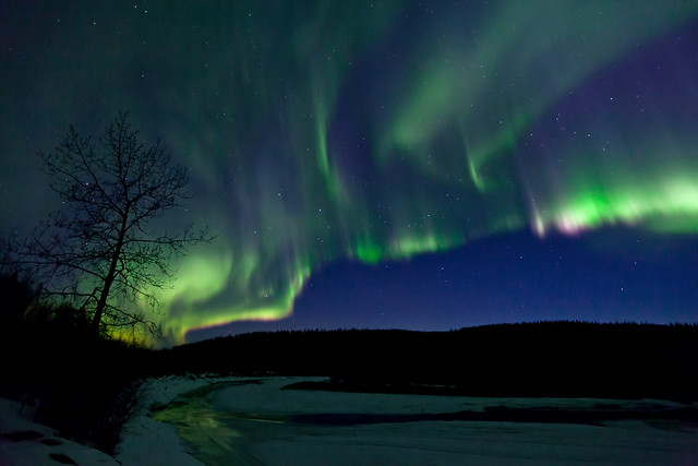 042017 - The Aurora turns up the natural saturation