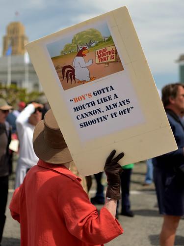 Tax March