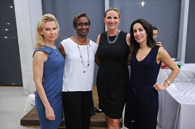 Sandra Lapciuc, Dorothy Terrell, Christina Boomer Vazquez, & Leslie Kaplan