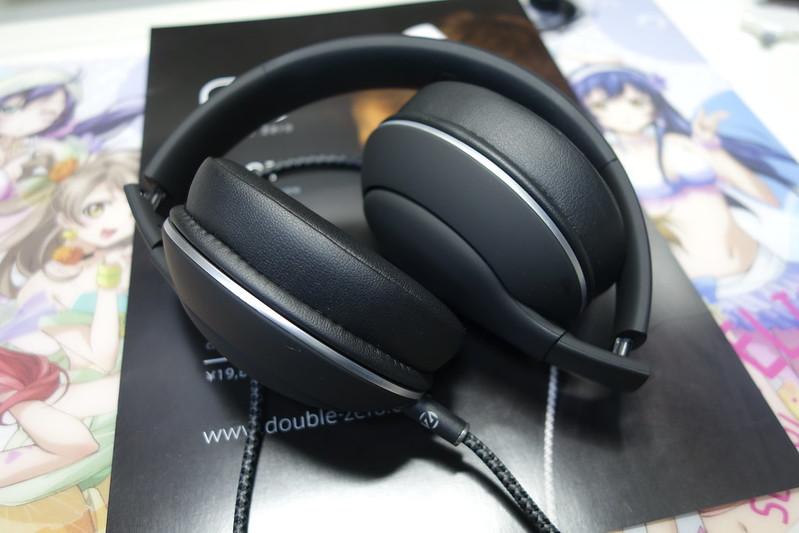 DoubleZeroヘッドフォン