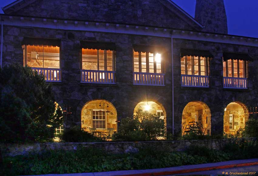 Outside Looking In Mountain Lake Lodge The Dirty Dancing Flickr
