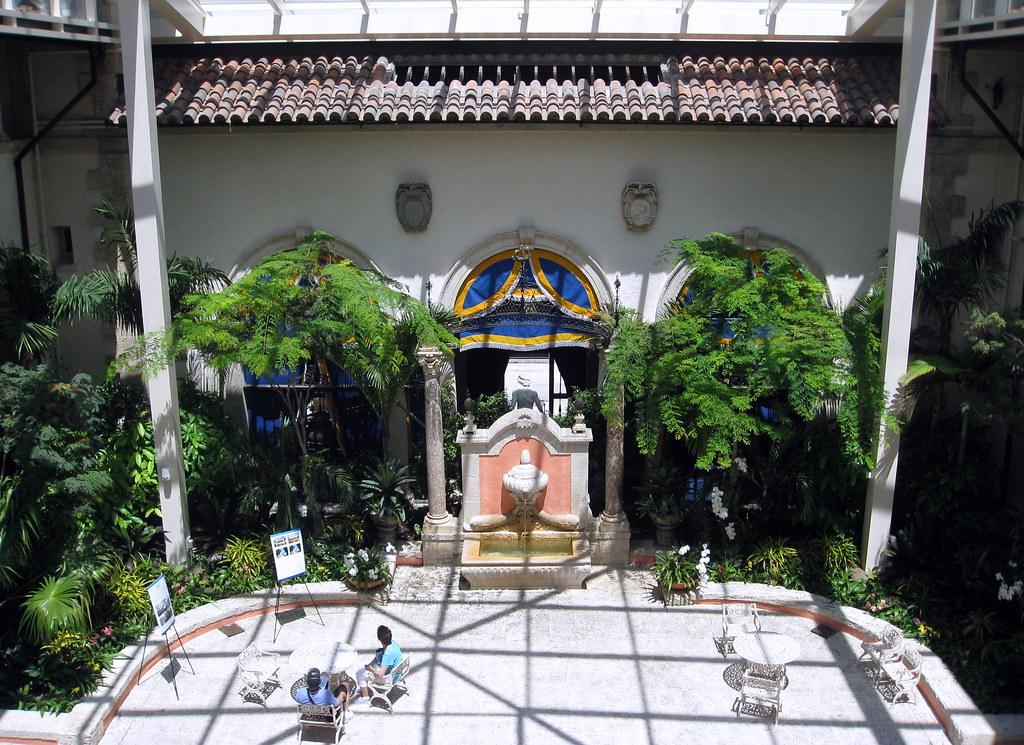 Miami vizcaya museum gardens villa vizcaya interio flickr - Hello this is my new picture garden interior ...