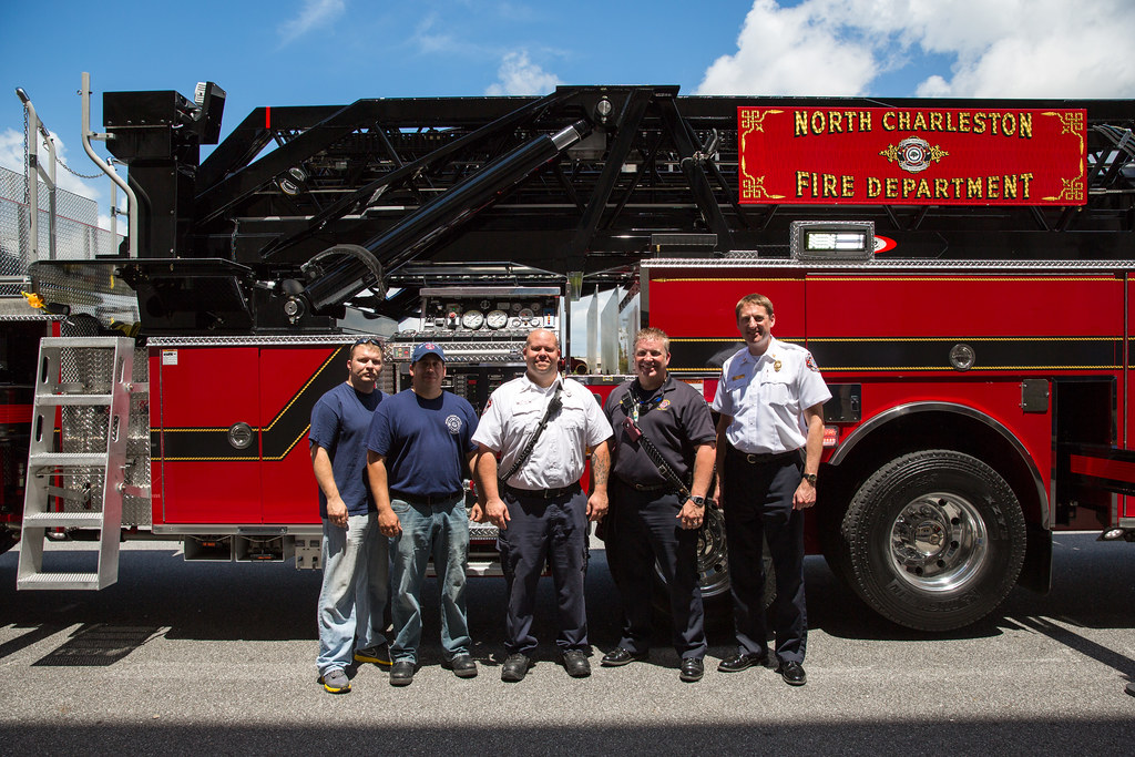 North Charleston Fire Department Takes Delivery Of New Tru Flickr