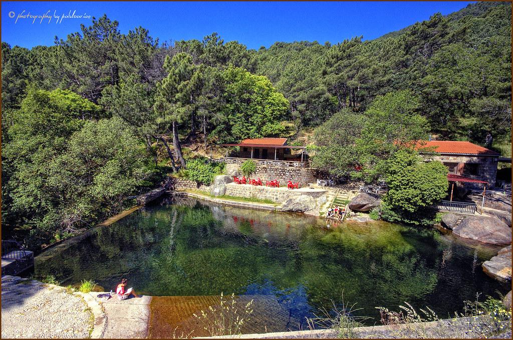 0166 13 la charca de la nieta piedralaves mejor si for Piedralaves piscina natural