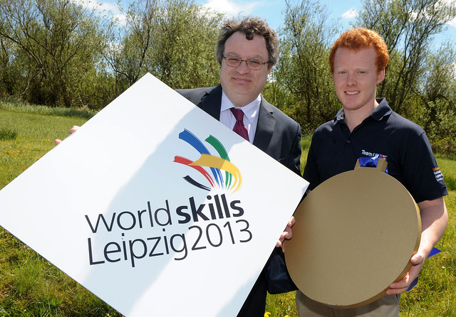 ... carpentry apprentice from Cookstown who trains at South West College