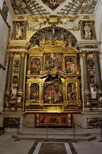 Burgos, cathedral interior #11 | Arjan Hamberg | Flickr  Burgos, cathedr...