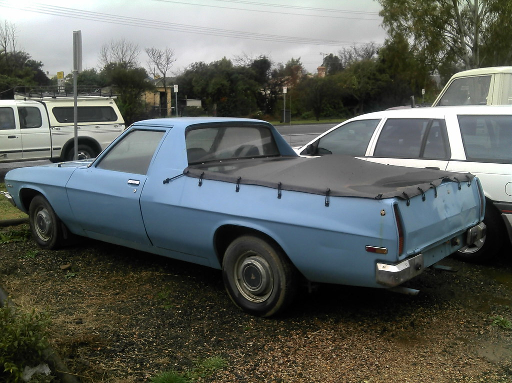 Car Sales Jobs >> 1972 Holden HQ Belmont Ute | A 1972 Holden HQ Belmont ute th… | Flickr