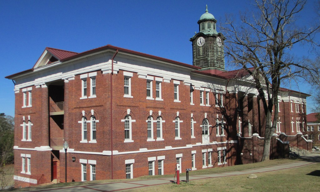 White Hall of Tuskegee...