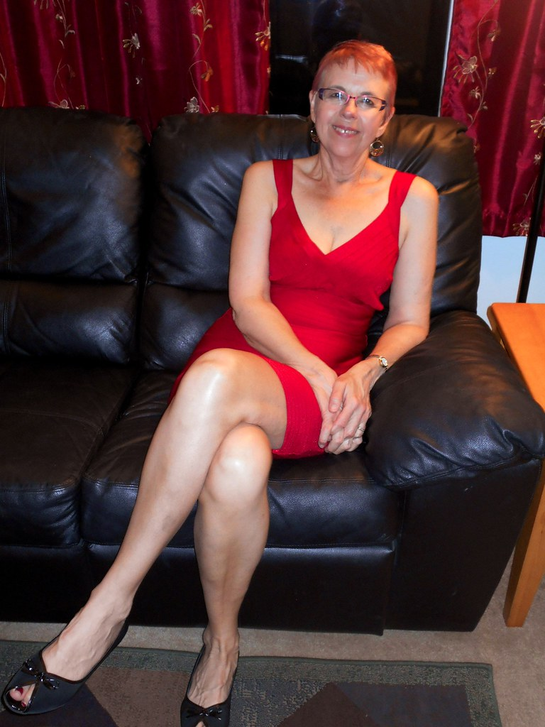 Sexy Red Dress  Looking Fabulous In Red My Wife And I -4846