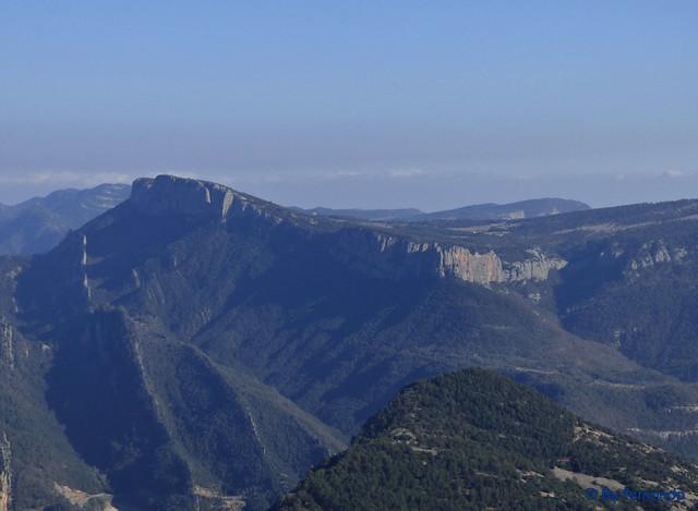 La Vall de Lord -01- Paisaje -04- Serra de Busa y el Tossal PLa (25-02-2017)