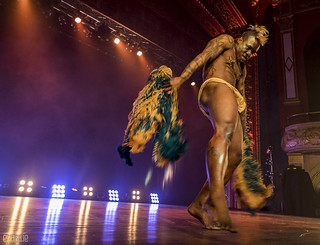 RAY GUNN monde ose burlesque ball 17 | by Eva Blue