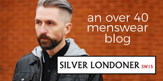 Silver Londoner - over 40 menswear