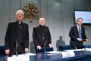 Press Conference for the presentation of the Holy Father Francis' Letter for the Ninth World Meeting of Families