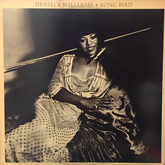 DENIECE WILLIAMS:SONG BIRD(JACKET A)