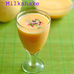 Musk Melon MilkShake recipe