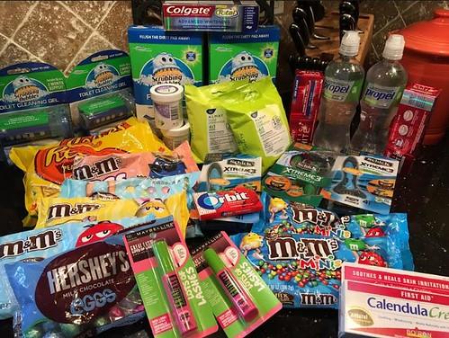 Drugstore Shopping April 9
