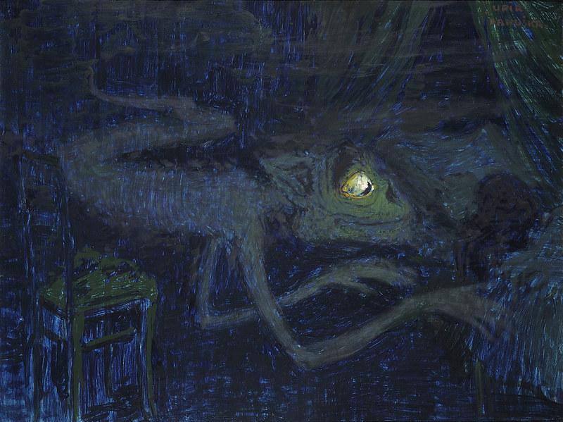 Jaroslav Panuska - Vampire, 1900