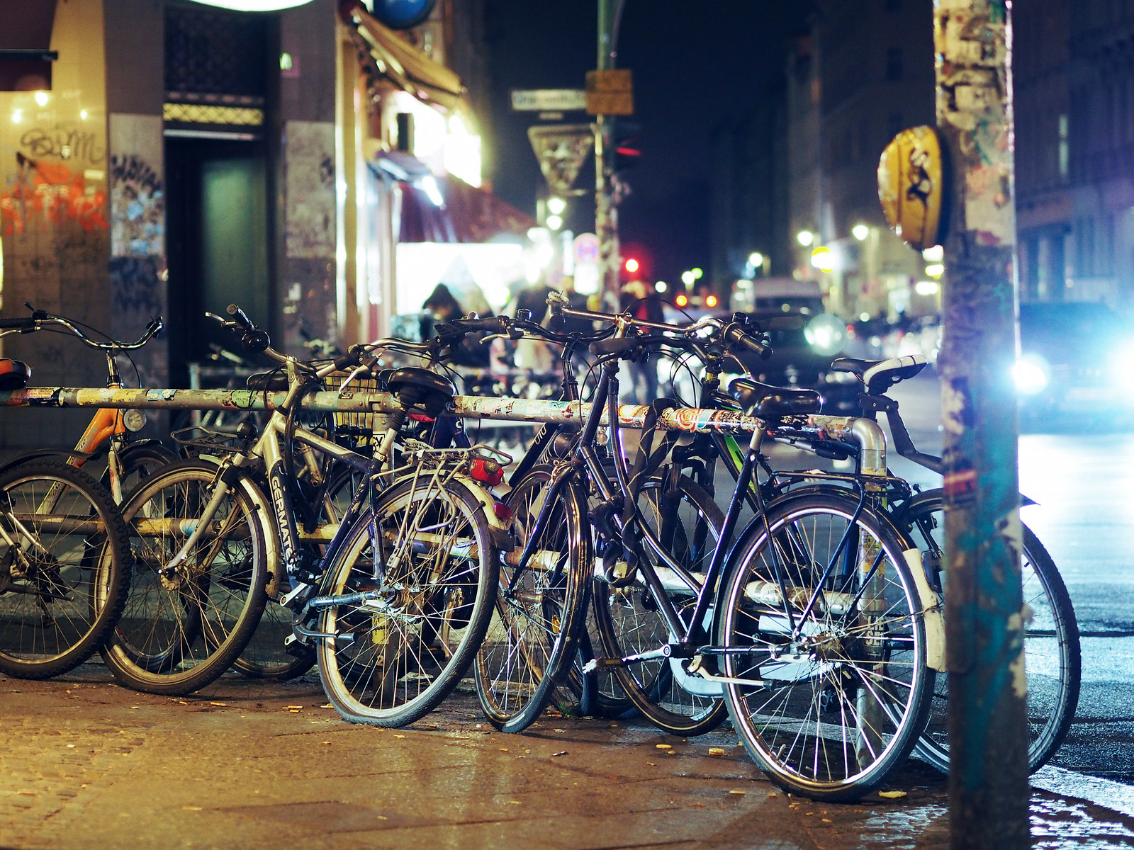 Kreuzberg Berlin Bikes Hipster Guide Travel_effected
