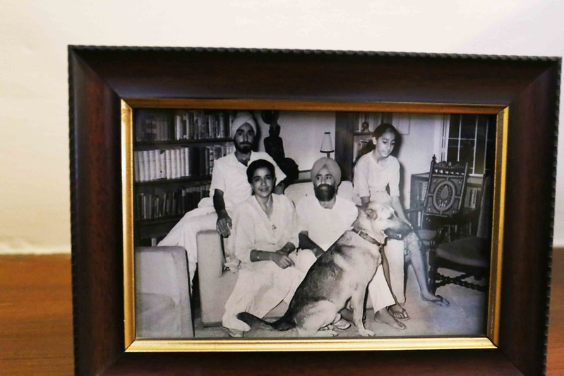 Home Sweet Home - Late Writer Khushwant Singh's Home, Sujan Singh Park
