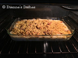 Chicken Casserole: Baked! | by Dianne's Dishes