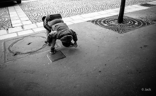 jeu de rue