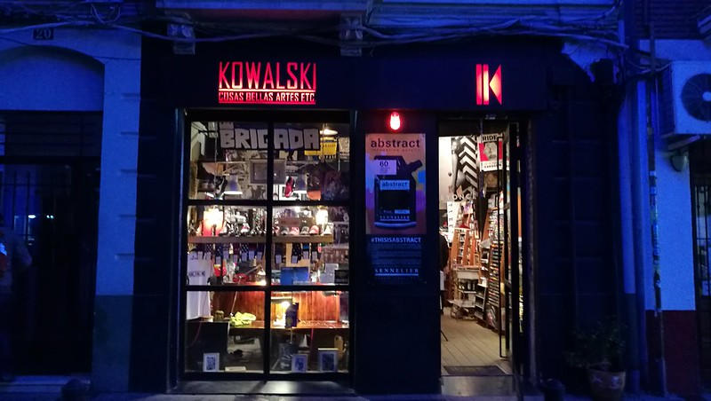 Kowalski art supplies in Valencia