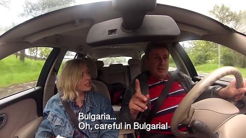 Mali Galaaen Røsseth (23) og rumener om Bulgaria