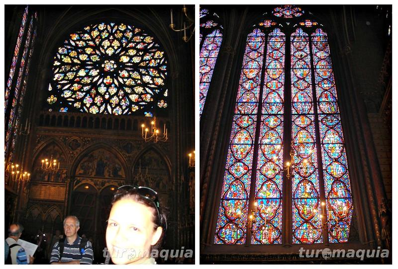 Sainte-Chapelle - O que ver em Paris