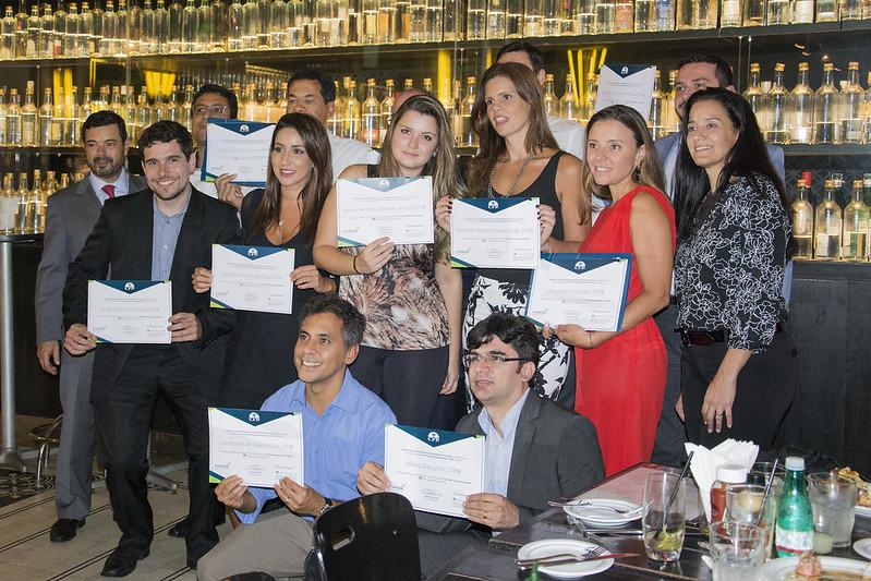 Cerimônia de Certificação da 24ª Turma de Profissionais CFP - Rio de Janeiro