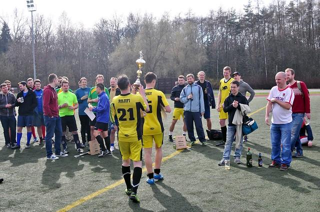 Piškotův pohár 2017 - Řízkovy a Hančiny fotky
