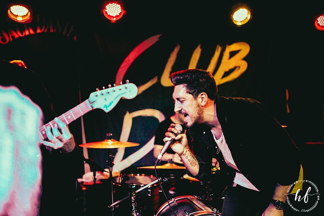Club Drive - The Sunflower Lounge - 21/03/2017