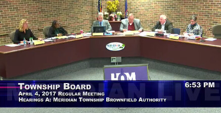 The Township Board Looking to Create a Brownfield Authority