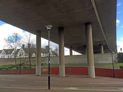 Greenford Flyover | by diamond geezer