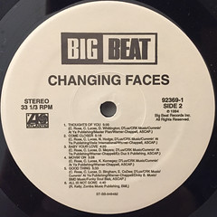 CHANGING FACES:CHANGING FACES(LABEL SIDE-B)