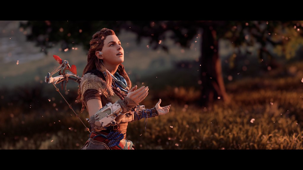 Horizon Zero Dawn Photo Mode: duncanbirnie