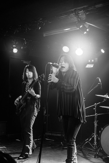 No limits live at 獅子王, Tokyo, 15 Apr 2017 -00033