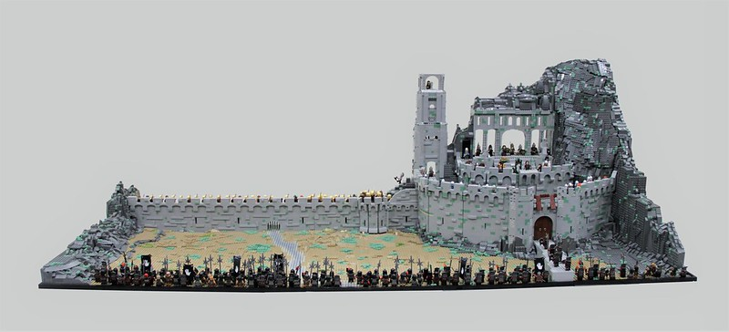 the battle of helms deep is over the battle for middle
