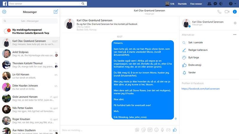 facebook mono fyr hm
