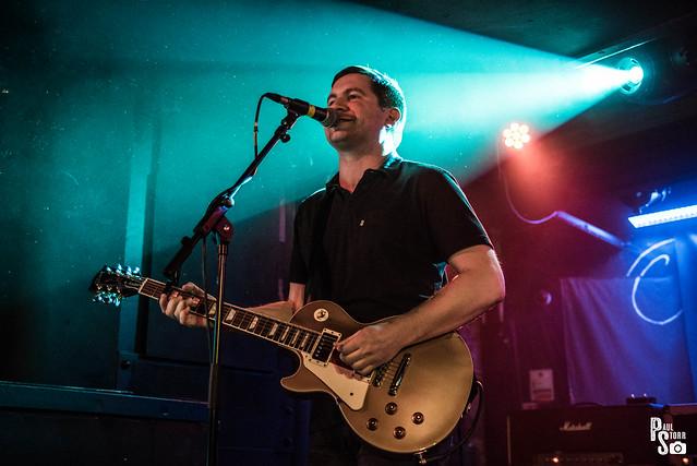 The Menzingers-Oran Mor-22-04-2017-Glasgow
