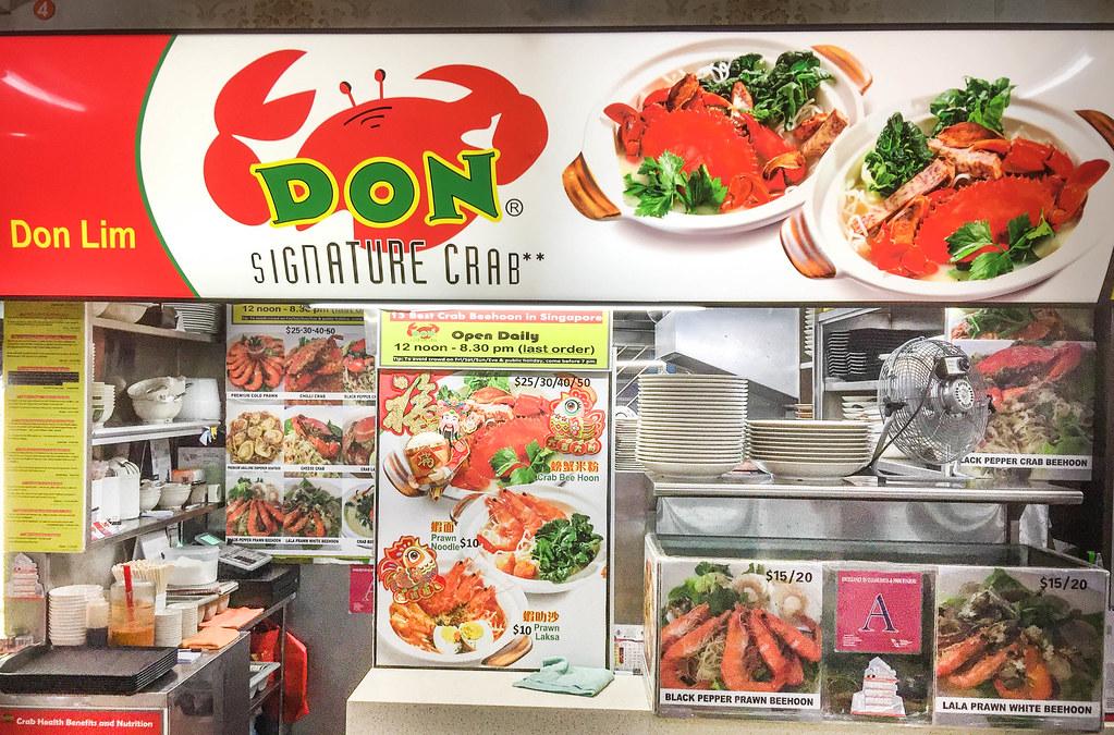 Don Signature Crab