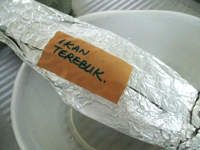 Terubok from brother-in-law