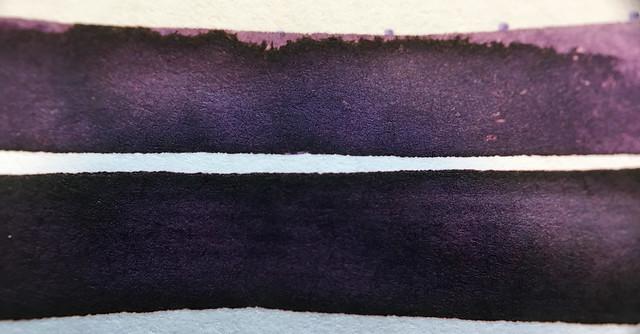 Ink Shot Review Franklin-Christoph Tenebris Purpuratum @1901FC 4