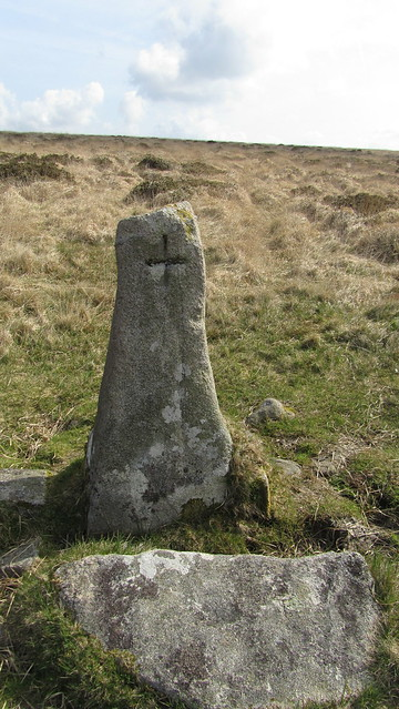Hobajohn's Cross on Pile's Hill