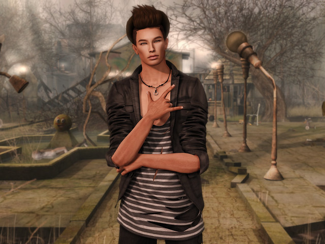 SLink Male Dynamic Hands – Bento Update