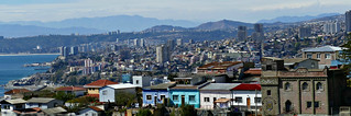 Panoramic view of Valparaiso | by The Globetrotting photographer